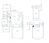 The Cypress Floor Plans