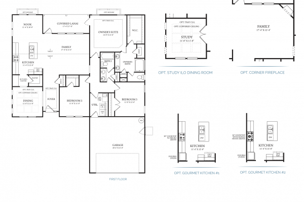 Biscayne Floor Plans