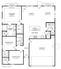 Patriot Floor Plans