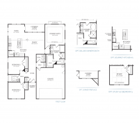 Dogwood Floor Plans