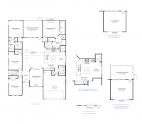 Shenandoah Floor Plans